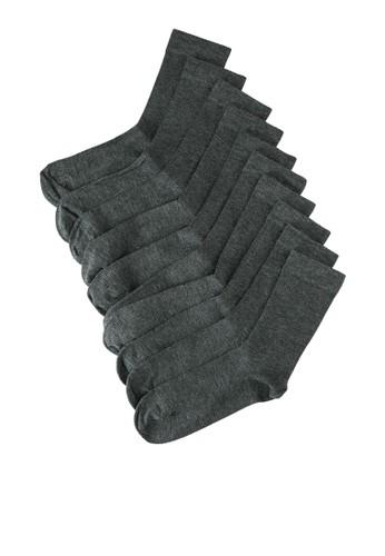 Resteröds grey 5-Pack Bamboo Socks 6BC46AAAE48553GS_1