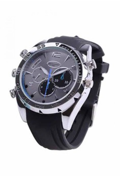 Waterproof Spy Camera Watch With Night Vision