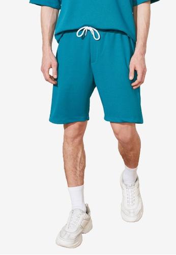 Trendyol green Regular Fit Shorts B6067AA9E8E1C1GS_1