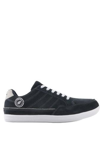 Homypro navy Hunt Sneakers HO843SH50MSFID_1