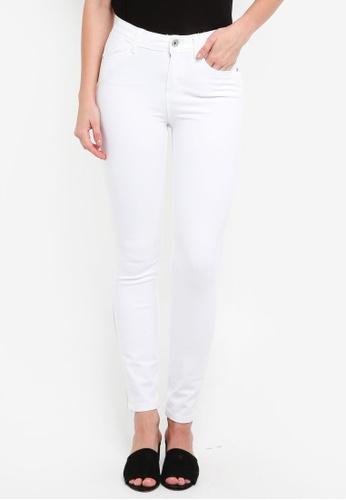 OVS white Monochrome Jeans E1275AAD5AC318GS_1