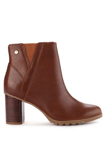 Hush Puppies brown Spaniel Ankle Boot 51CB2SHD34C2EEGS 1 6125e5f759