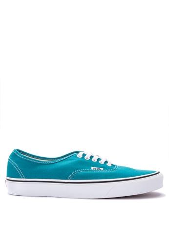 VANS blue Authentic Sneakers 4EC44SH346357BGS_1