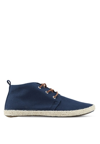 Superdry navy Skipper Chukka Shoe 7A398SHCF15851GS_1