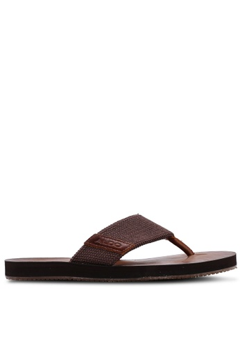 ALDO brown Moraunt Sandals 50120SHB227992GS_1