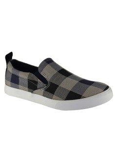 Flat Shoes Sneakers Slip-On Men's Fashion Shoes 1001