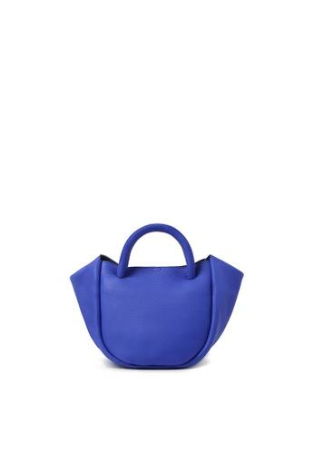 BERACAMY blue BERACAMY NADIA Mini Satchel - Electric Blue 1C658AC9742DCFGS_1