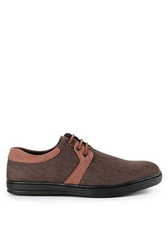 Rocklander brown Rocklander Smart Casual Shoes RO753SH0UYFCID_1