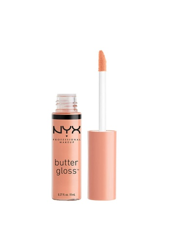 NYX Professional Makeup brown NYX Professional Makeup Butter Gloss - FORTUNE COOKIE DD696BE5C32813GS_1
