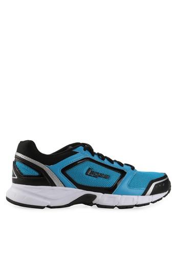 League blue and multi Rapid 2 La M LE825SH37KZAID_1