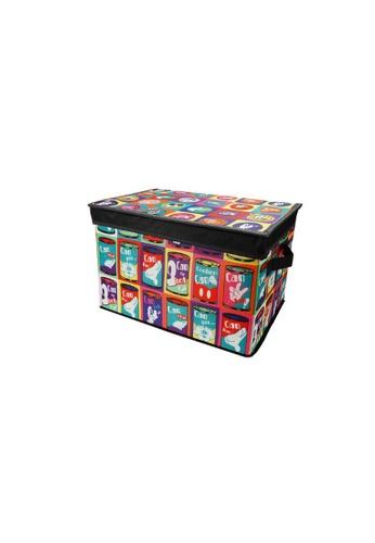 HOUZE HOUZE - Everything Can - Foldable Storage Box (Disney) - S 1F36DHL108298EGS_1