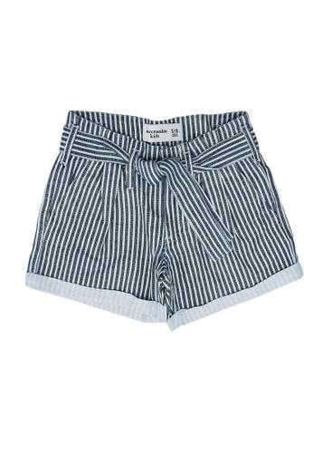 ABERCROMBIE & FITCH blue Mini Mom Shorts 2328FKA0EB0B50GS_1