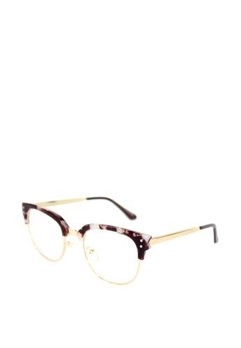 50da012be7 Peculiar and Odd brown Premium Optical Round Eyeglasses 3146  PE789GL0JDM9PH 1