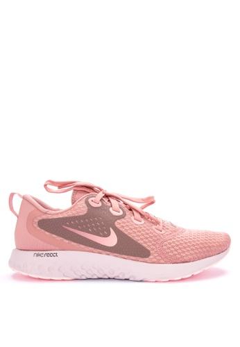 Nike pink Nike Legend React Shoes 85E0CSH68D5B3DGS_1