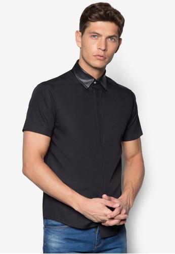 短esprit outlet 台灣袖襯衫, 服飾, 服飾