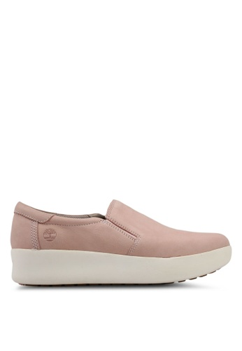 Timberland pink Berlin Park Slip-On 7BC20SHF840A44GS_1