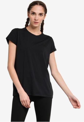 Hummel black Isobella T-Shirt 525D2AA55392EFGS_1