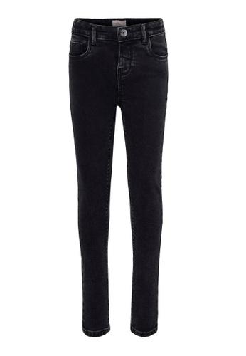 ONLY grey Paola Skinny Denim Jeans A4A97KA0EDAE81GS_1
