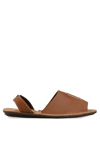 DR. MOCC brown Zapatillas-02 Sandals DR198SH78DMJID_1