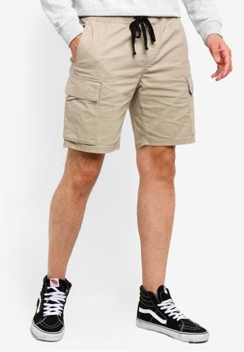 Cotton On 褐色 Cargo Shorts 26822AABDD9868GS_1