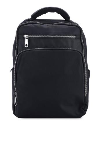 buy nuveau lightweight nylon backpack online zalora malaysia