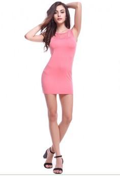 Lady Pink Dress