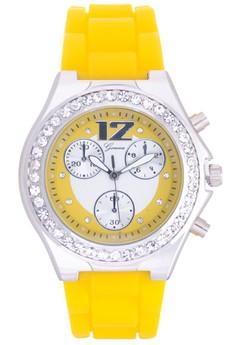 Ladies Quartz Analog Watch GENV-ZC1049