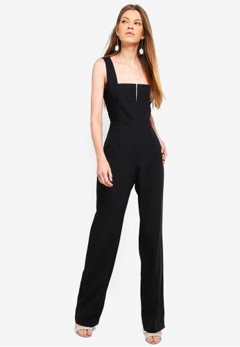 buy vesper haven wide leg jumpsuit online on zalora singapore