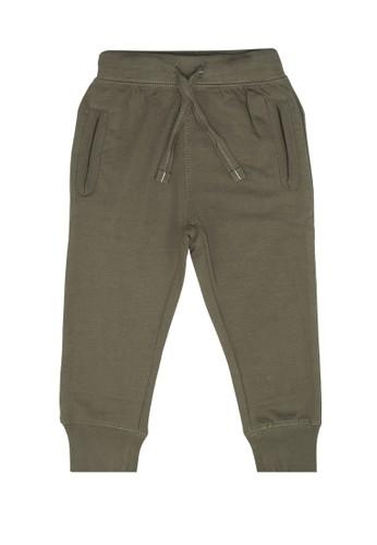 FOX Kids & Baby green Casual Long Pants 28771KAB9ECA68GS_1