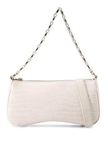 Billini white Rose Shoulder Bag 55282AC744D88CGS_1