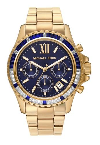 Michael Kors gold Everest Watch MK6971 234A6ACFACF7AAGS_1