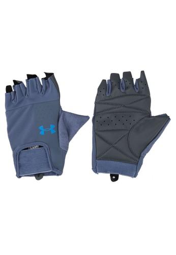 Under Armour blue UA Men's Training Gloves E320EAC328D26DGS_1