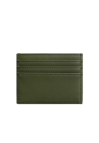 Knocks green Basic Cardholder Green 5A8BCAC80E2BA4GS_1