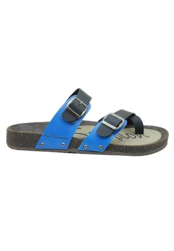 midzone black Outdoor Sandals MI949SH34BJLMY_1