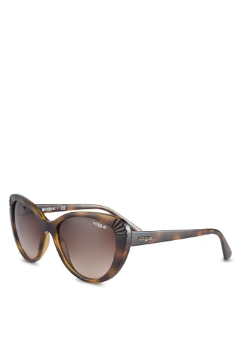 Vogue brown In Vogue VO5050S Sunglasses VO655GL61WAWMY_1