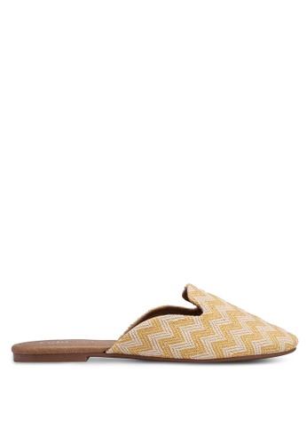 Rubi 多色 質感穆勒鞋 CF7A0SH54ABB21GS_1