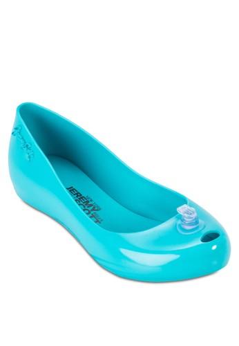 Ulesprit hk storetragirl + Jeremy Scott Ad 平底鞋, 女鞋, 鞋