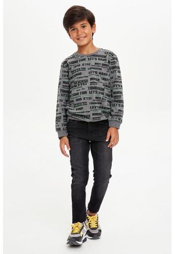 DeFacto black Boy Trousers C2A7EKA9703CF0GS_1