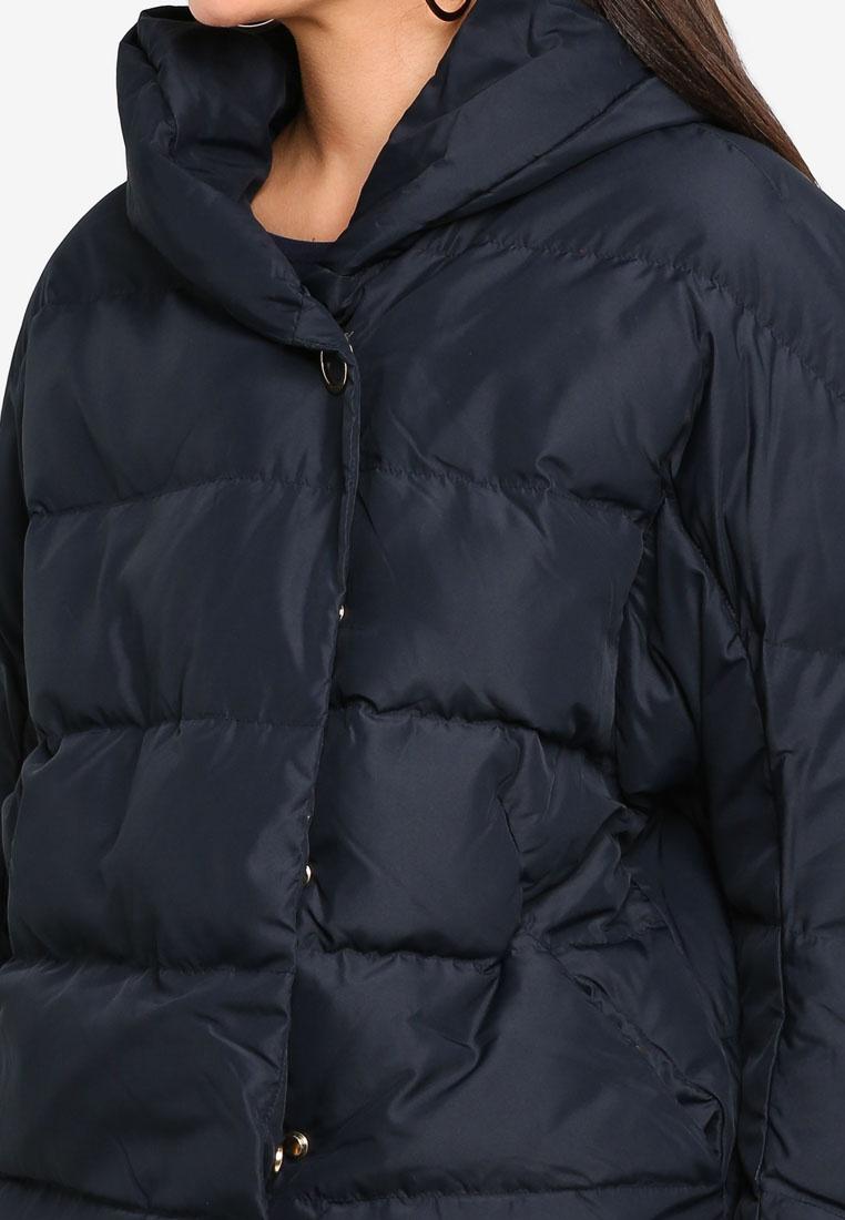 Navy Boxy ESPRIT ESPRIT Jacket Oversized Oversized qvRxwtXR