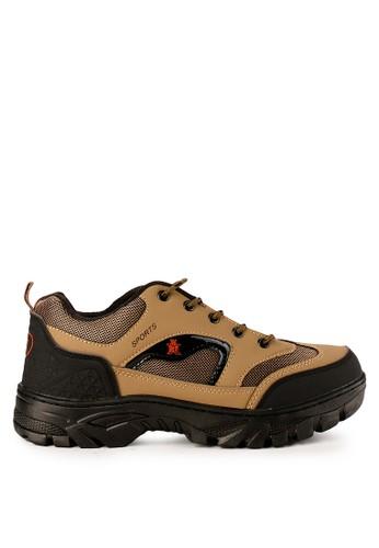 Rocklander brown Rocklander Sneakers RO753SH0VG5UID_1