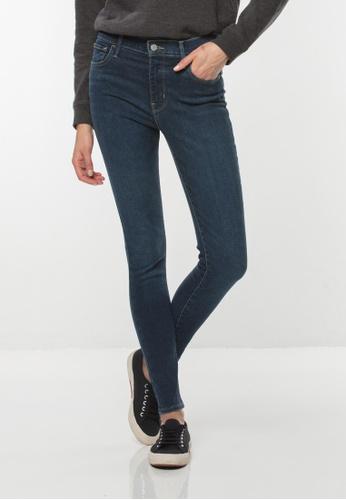 Levi's blue Levis® 720 High Rise Super Skinny Jeans B5CBBAA954C99DGS_1