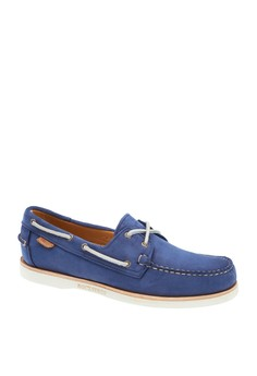Mens Premium Docksides (Crest) Boat Shoes