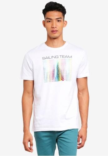 Topman white White Lil Yachty T-Shirt 206C0AA834130BGS_1
