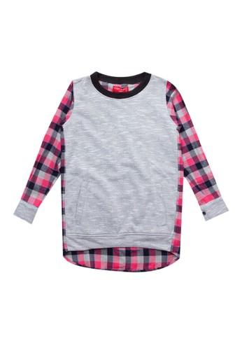 Contempo multi Dwade Sweatshirt B2BD9KA014A9C9GS_1