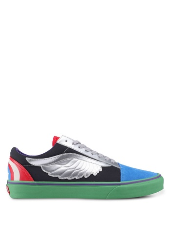 VANS multi Old Skool Marvel Sneakers 46794SHE0E902AGS_1