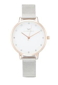 Designer Watch-Elegant Milanese Mesh Strap 1F9B2AC8F978D6GS_1