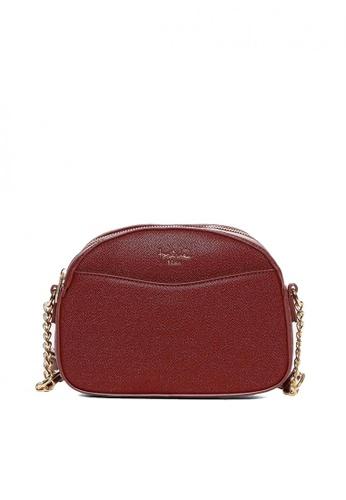 Bata red Women's Sling Bag 08C5AAC6F00CE4GS_1