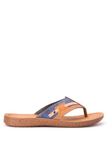 Inblu blue Aerowalk by Inblu VN02-Sandals & Flip Flops IN809SH93MWKPH_1