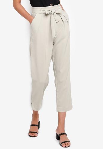 Glamorous 灰色 直筒褲 FB4A2AA8DEF246GS_1