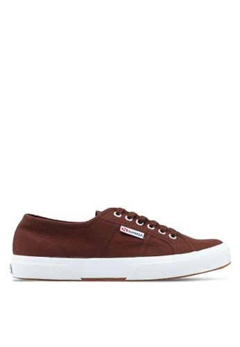 Superga brown Cotu Classic Sneakers CAF95SH5B449B4GS_1